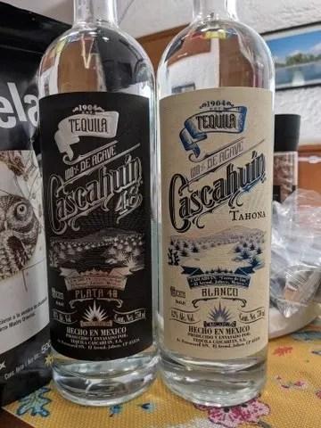 Cascahuin Tequila