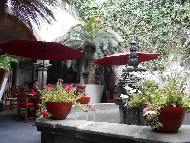 Real San Pedro Restaurant in Tlaquepaque Jalisco