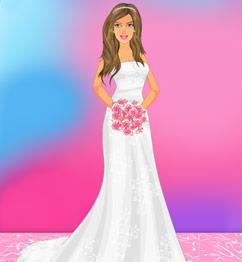 Barbie Fairytale Wedding Game
