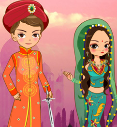 Indian Wedding Dresses Games Online 72