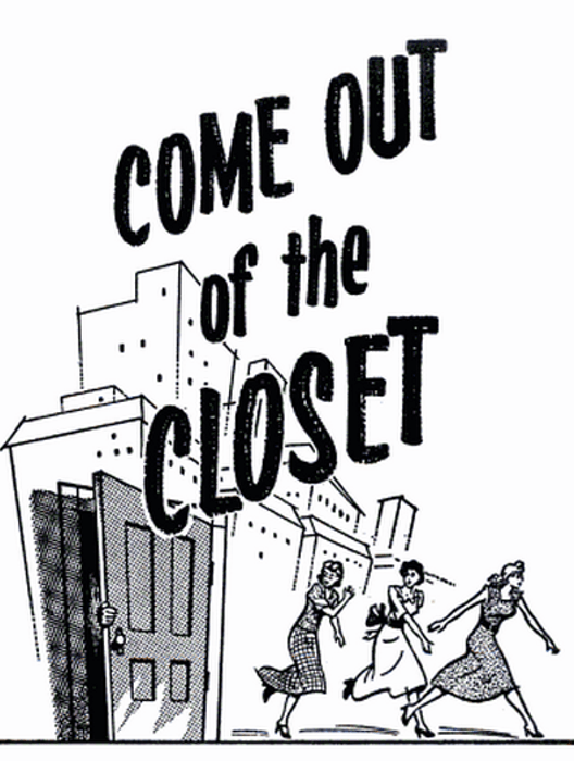 Come Out Of The Closet at Chapel Hill-Chauncy Hall