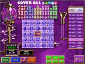 Coverall Bingo Games