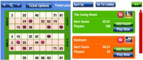 Variable Bingo