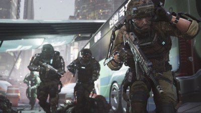 Call of Duty: Advanced Warfare punktet mit krachendem Sound