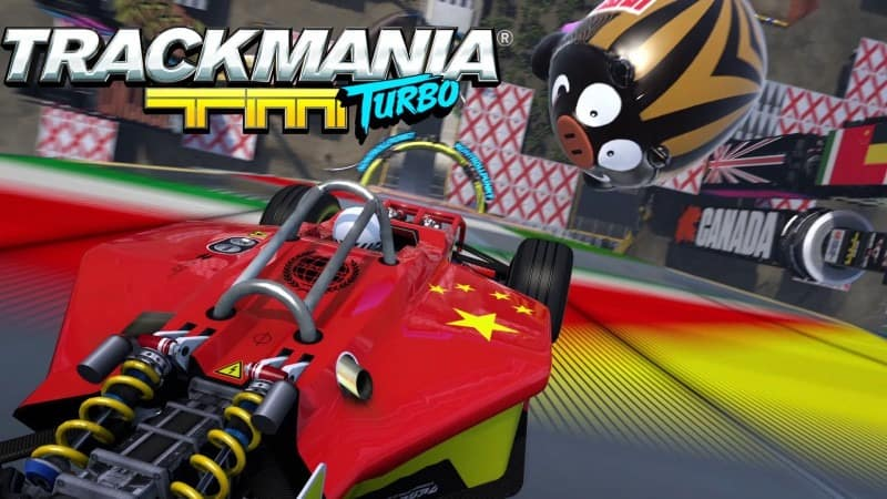 Trackmania Turbo - verschoben auf 2016