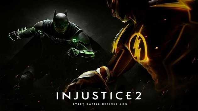 Injustice 2 - neuer Story-Trailer veröffentlicht