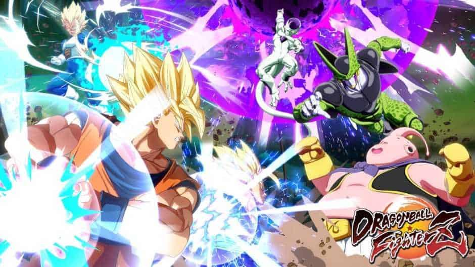 Dragon Ball Fighter Z - Gameplay Walkthrough