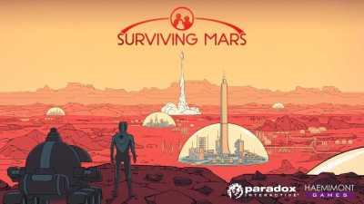 Surviving Mars - Neues Entwickler-Tagebuch