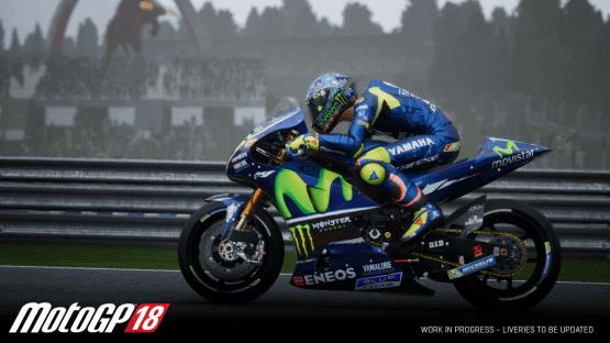MotoGP 18 - Erste Gameplay-Szenen