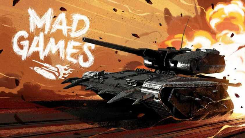 World of Tanks Blitz Mad Games Event