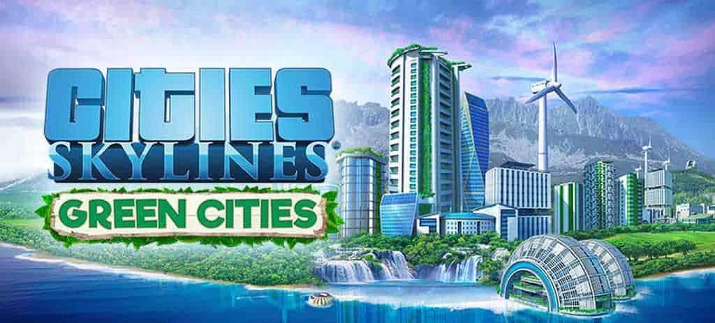 cities skylines green cities