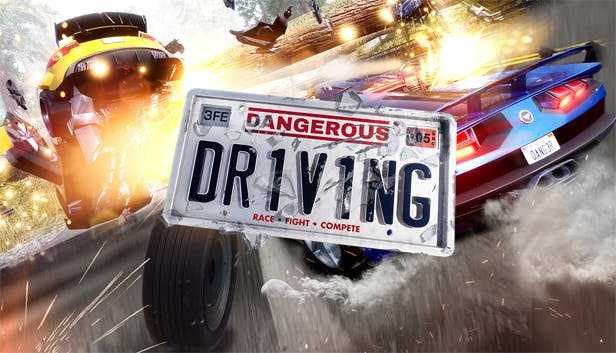 Dangerous Driving logo