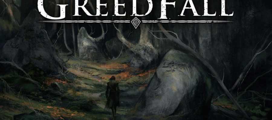 Greedfall Logo