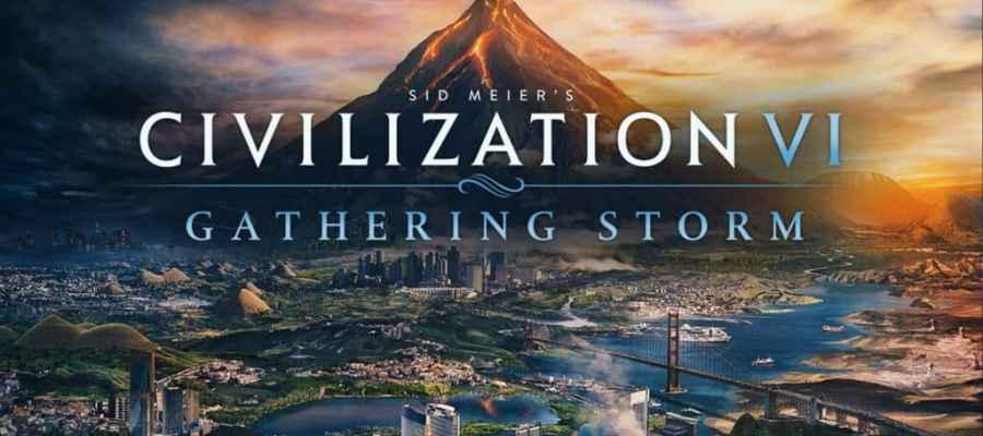 Civilization 6 GS Logo