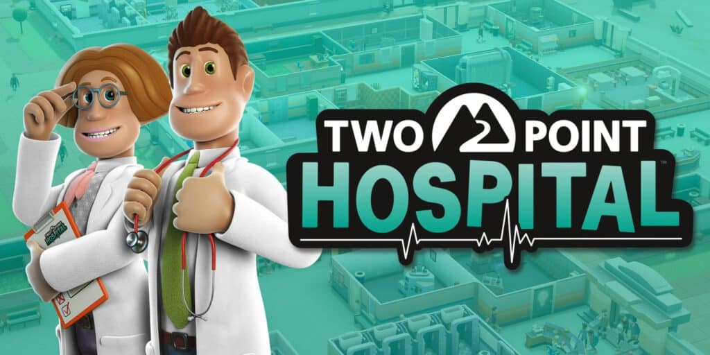 Two Point Hospita logo