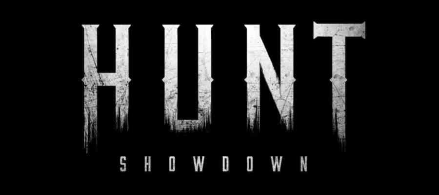 Hunt Logo Textured White