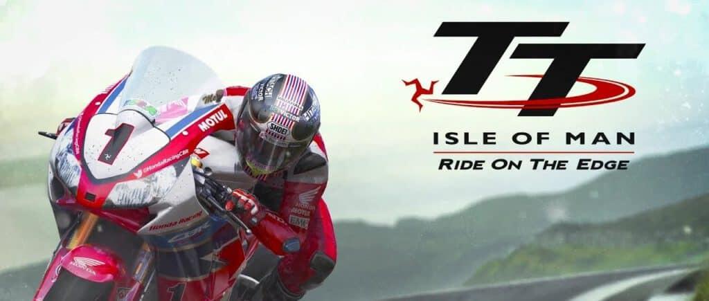 TT Isle of Man 2 Logo