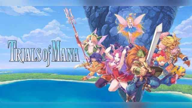 Trials of Mana – Launch-Trailer zum Remake veröffentlicht