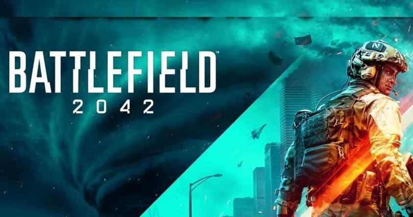 Battlefield 2042 Logo