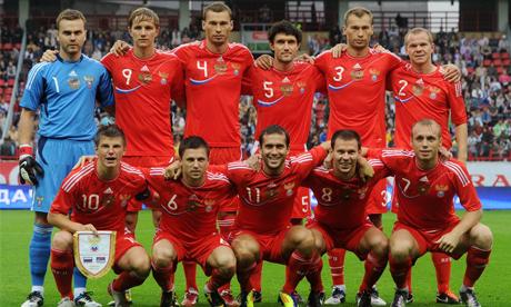 RUSSIA UEFA EURO 2016
