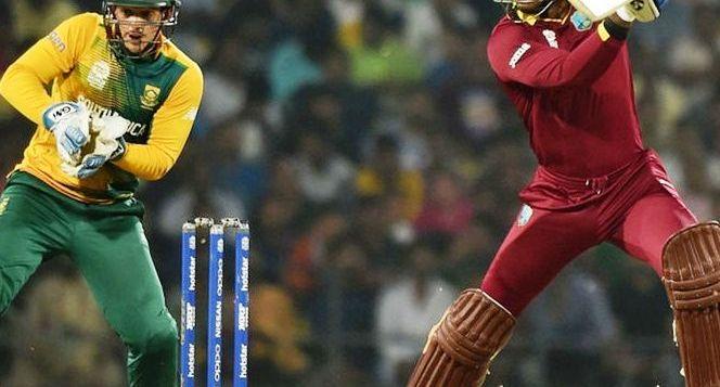 Final West Indies vs Australia Tri Series Cricket Match 2016