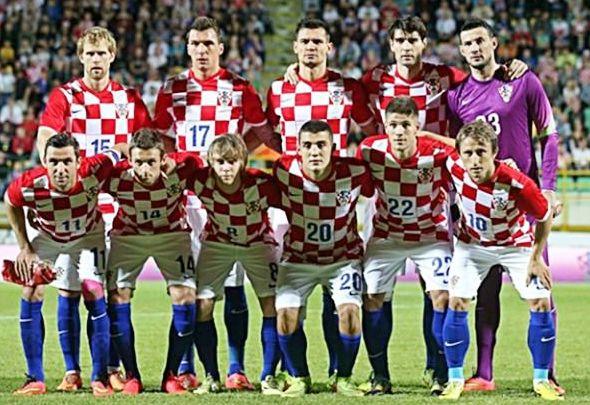 Croatia UEFA Euro 2016 Schedule