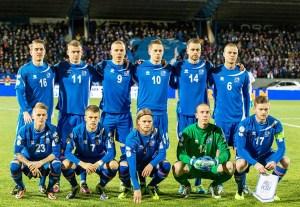 Iceland vs Austria UEFA Euro 2016 Match