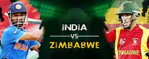 India vs Zimbabwe 3rd T20 Match