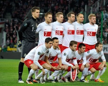 Euro 2016 Poland vs Northern Ireland Match