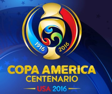 2016 Copa America Argentina vs Chile Match