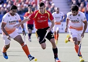 India vs Spain Hockey Match 2016