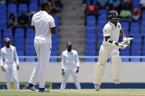India vs West Indies 2016 Second Test Match