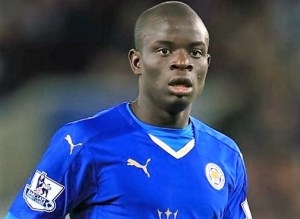 N'Golo Kante joins Chelsea from defending champions Leicester City
