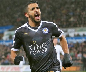 Riyad Mahrez to join Arsenal from Leicester city