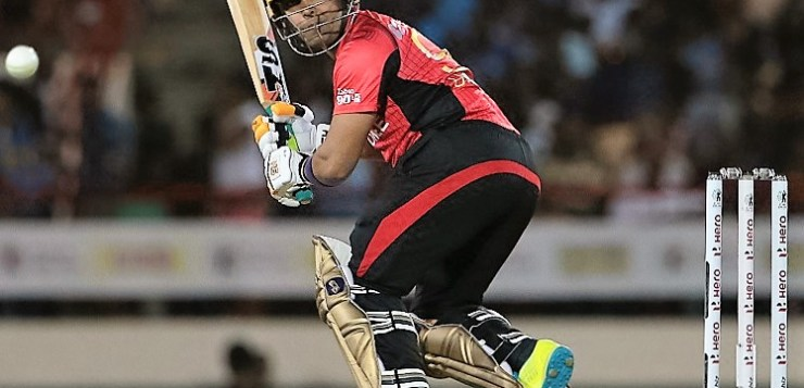 St. Kitts Nevis Patriots vs Trinbago Knight Riders