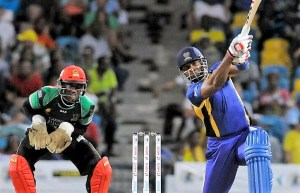 St. Lucia Zouks vs Barbados Tridents CPL 2016