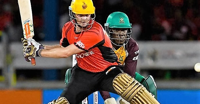Trinbago Knight Riders vs St. Kitts Nevis Patriots