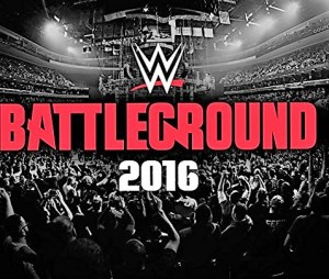 WWE Battleground 2016 results
