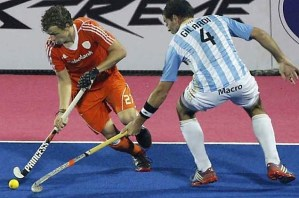 Argentina vs Netherlands Rio Hockey Game