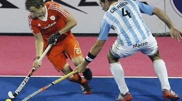 Argentina vs Netherlands Rio Hockey Game