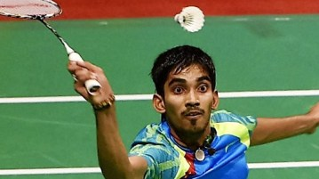 Kidambi Srikanth The Only male Badminton participant for India at the Olympics
