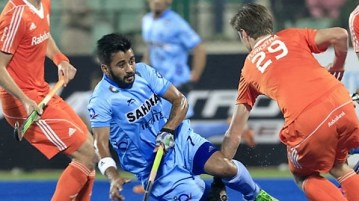 Live India vs Netherlands Hockey Match 2016 Rio