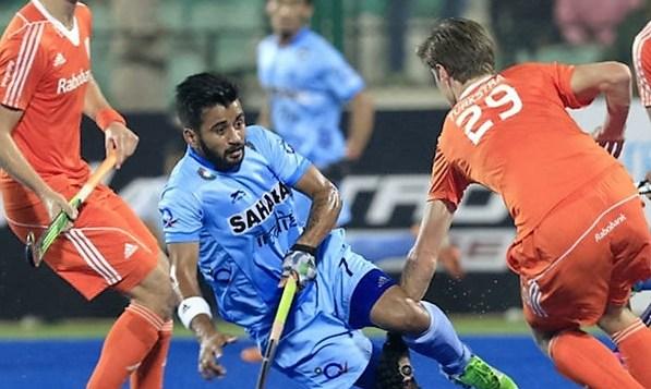 Live India vs Netherlands Hockey Match 2016 Rio