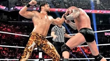 Randy Orton vs Fandango