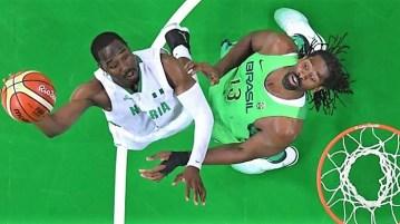 Rio Olympics men's Basketball: Brazil beats Nigeria to keep their hopes alive