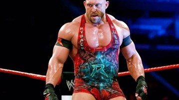 Ryback done with the WWE