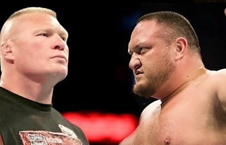 Samoa Joe still open to face Brock Lesnar at WrestleMania 33