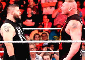 Samoa Joe still open to face Brock Lesnar at WrestleMania 33