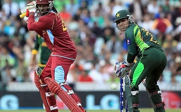 Pakistan vs West Indies T20 Series