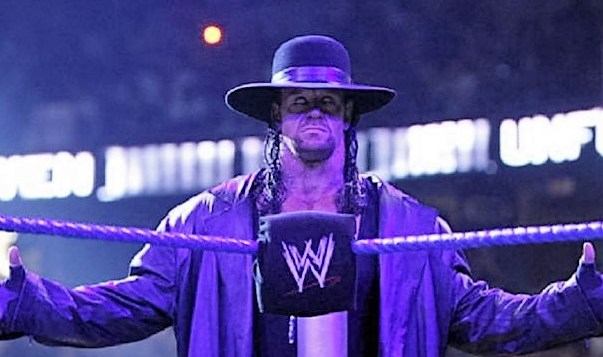 The Undertaker's schedule for WrestleMania 33